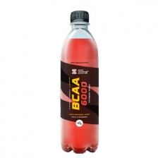 Fitness Drink СТ 6000 ВСАА 0,5L с соком (спайка 8 шт.)