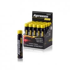 Fitness Drink СТ 3000 Arginine (20*25 ml)