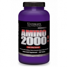 Ultimate Amino Gold 250tab