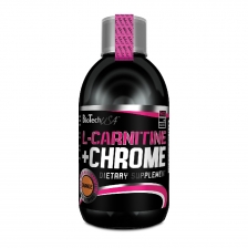 BioTech L-Carnitine 3500mg + Chrome 500 ml