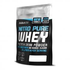 BioTech USA Nitro Pure Whey 454 g