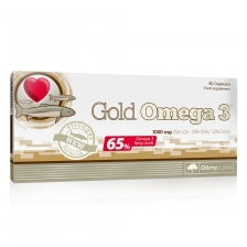 Olimp Labs Gold Omega-3 1000 mg 60 caps