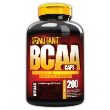 MUTANT BCAA Capsules 640 mg х 200tab
