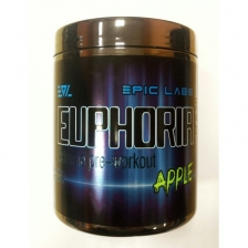Epic labs EUPHORIA 200g (100mg Eph в порции)