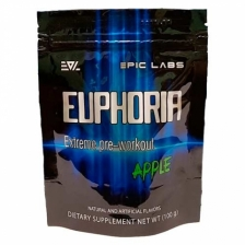 Epic labs EUPHORIA 100g (100mg Eph в порции)