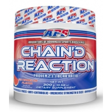 APS Nutrition chain'd reaction 2:1:1 300g
