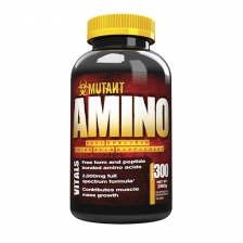 MUTANT AMINO Tablets 1300 mg 300tab