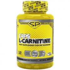 Steel Power L-Carnitine 90 caps (просрочен)