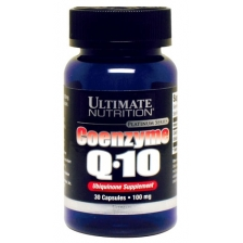 Ultimate Coenzyme Q10 100% Premium 100mg 30 caps