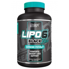 Nutrex Lipo-6 Black Hers 120 caps
