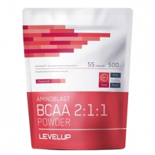 Level UP Aminoblast BCAA Powder 500 г