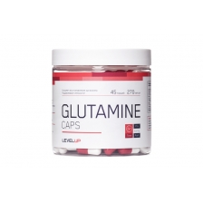 Level UP Glutamine 270 caps
