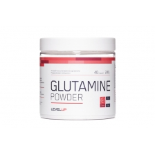 Level Up Glutamine Powder 240г