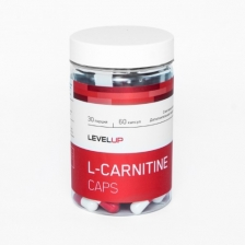 Level Up L-Carnitine 60 caps