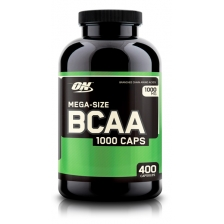 ON BCAA 1000 mg 400 caps