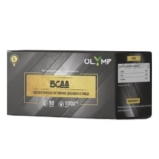OLYMP POWER - BCAA 1000mg 90caps
