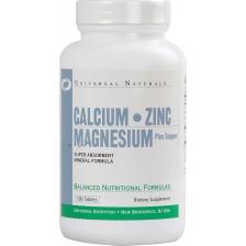 UN Calcium Zinc Magnesium 100 tabs