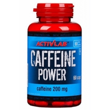 ActivLab Caffeine Power 60 кап