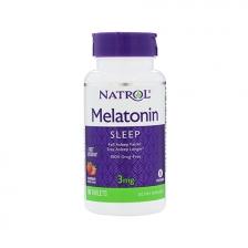 NATROL Melatonin 3 мг 90 табл