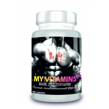 MY WAY™ in Sport MY MULTI VITAMINS 60tab