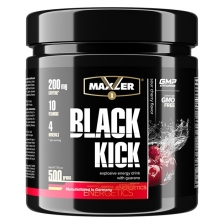 Maxler Black Kick 500 g (can)