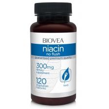 BIOVEA Niacin 300 mg 120 veg caps