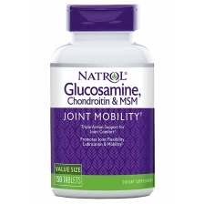 NATROL Glucosamine Chondroitin MSM 150 табл.