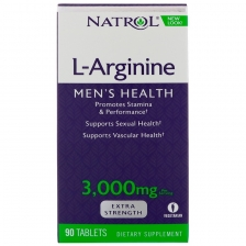 NATROL L-Arginine 3000 mg 90 Tab