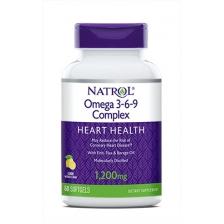 NATROL Omega 3-6-9 60 caps