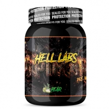 Hell_labs POPOLAM ( DMAA + DMHA + AMP Citrate ) 44 serv.