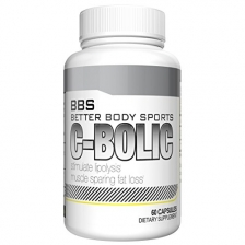 Better Body Sports USA C-Bolic (Forskolin) 60 caps