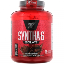 BSN Syntha-6 Isolate Mix 4 lbs