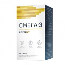 Level Up Omega-3 35% 60 caps
