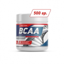 GeneticLab BCAA powder 500 g