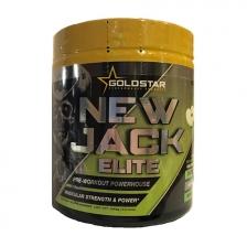 Goldstar New Jack elite (Ephedra + герань) 295 g 30 serv