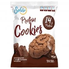 Solvie Protein cookies 50 g (x10)
