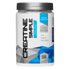 RLine Creatine Powder 500 g (банка)