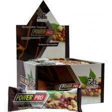 PowerPro протеиновый батончик с орехами 60 г (Орех-йогурт) 1шт