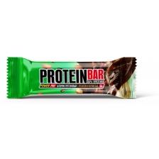 PowerPro протеиновый батончик с карамелью и жареным арахисом 60 г (х20)