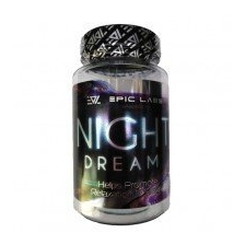Epic Labs Night Dream 60 tab (Комбинированная добавка для сна, основа Melatonin)