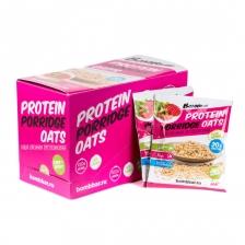 BombBar Protein Porridge OATS протеиновая каша 60 г шоубокс х15