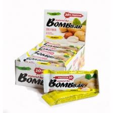 BombBar протеиновый батончик 60 г шоубокс х20