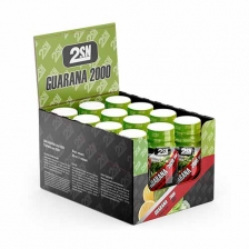 2SN Guarana 2000mg shot 20 x 60 ml - шоубокс -