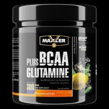 Maxler BCAA + Glutamine 300 g