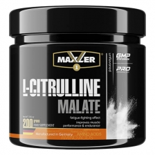 Maxler L-Citrulline Malate 200 g can