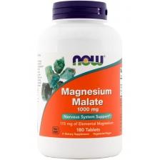 NOW magnesium 1000 mg 180 tab