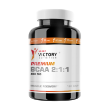 Sport Victory Nutrition Premium BCAA 2:1:1 180 капс