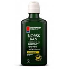 Biopharma Norsk Tran Omega-3 250 ml