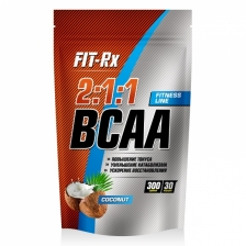 FIT-Rx BCAA 2:1:1 300 g