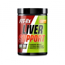 FIT-Rx Liver Support 90 caps